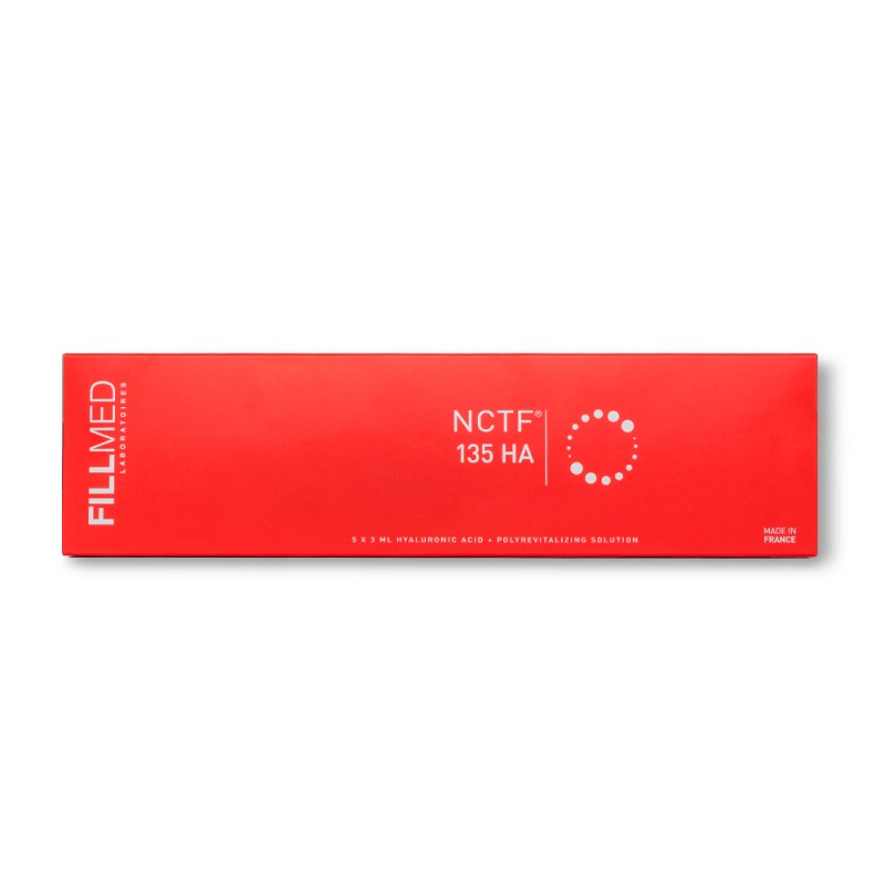Fillmed NCTF 135 HA 5 vials with 3ml