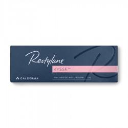 Restylane KYSSE Lidocaine