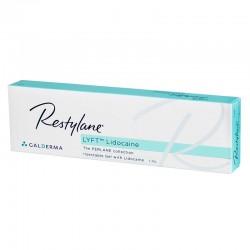 Restylane lift lidocaine