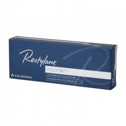 Restylane volyme lidocaine 1 syringe x 1.0 ml